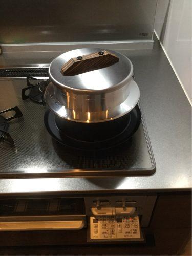 釜炊き三昧炊飯1